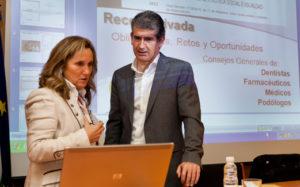 Jornada de presentación de la Receta Médica Privada en el COMLR