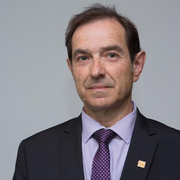 dr. Javier Pinilla Moraza Vocalía Primera del Colegio Ofical de Médicos de La Rioja