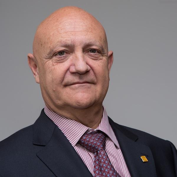 dr. Juan Carlos Martínez-Íñiguez González, Tesorero del Colegio Oficial de Médicos de La Rioja