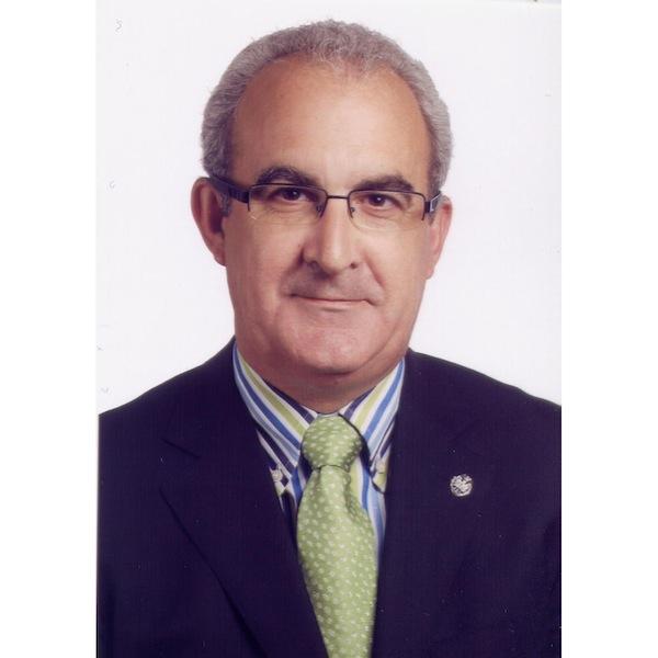 Doctor Manuel Tomás Fernando Plaza, secretario General del Colegio Oficial de Médicos de La Rioja