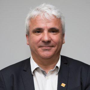 Dr. Rafael Crespo Sabarís, Vicepresidente 2º del Colegio Oficial de Médicos de La Rioja
