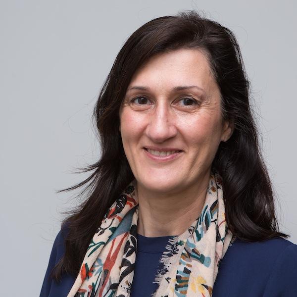 Dra. Belén Pérez Barrasa, Vicepresidenta 3ª del Colegio Oficial de Médicos de La Rioja