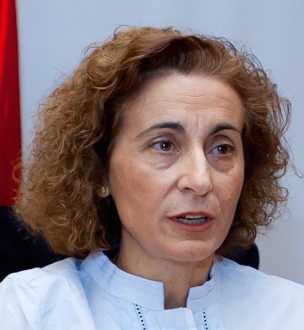 Dra. María de las Mercedes Calvo Hornillos, Vocalía Segunda del COlegio Oficial de Médicos de La Rioja