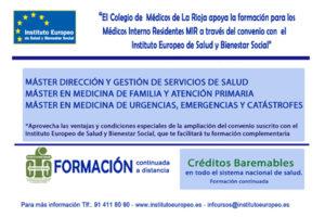 Instituto Europeo de Salud y Bienestar Social COLMR