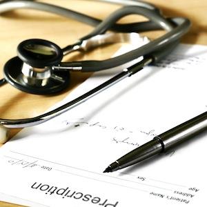 Receta médica privada del Colegio Oficial de Médicos de La Rioja