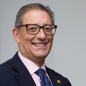 Dr. Ámgel Julián Bre Hernando, Vicepresisdente 1º del Colegio Oñficial de Médicos de La Rioja