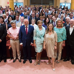 galería de imágenes del Colegio Oficial de Médicos de La Rioja