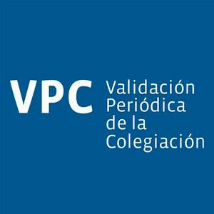 validación periódica de la colegiación de Colegio Oficial de Médicos de La Rioja