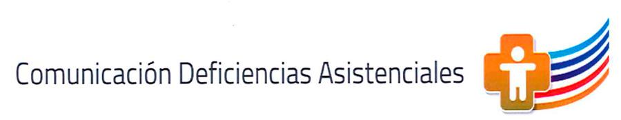 Comunicación Deficiencias Asistenciales Colegio Oficial de Médicos de La Rioja